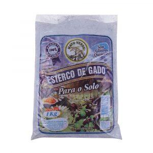Esterco de Gado Mato Verde 01Kg