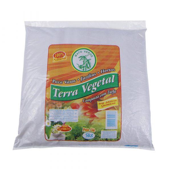Terra Vegetal Mato Verde 5Kg