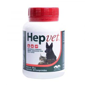 Hepvet Comprimido 1x30 Vetnil