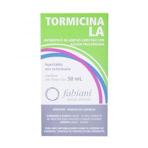 Tormicina LA Injetável 50ml