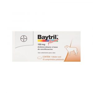 Baytril Flavour 150mg