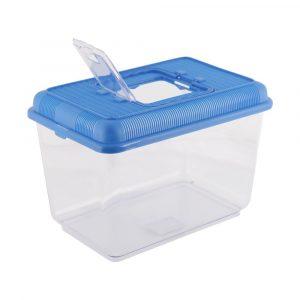 Aquário Plástico SPF-8803 Azul
