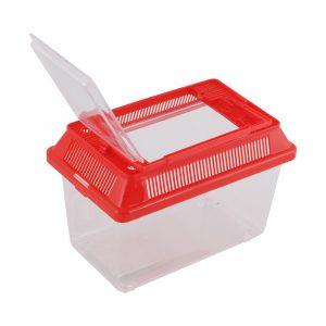 Aquário Plástico SFT-180A Vermelho