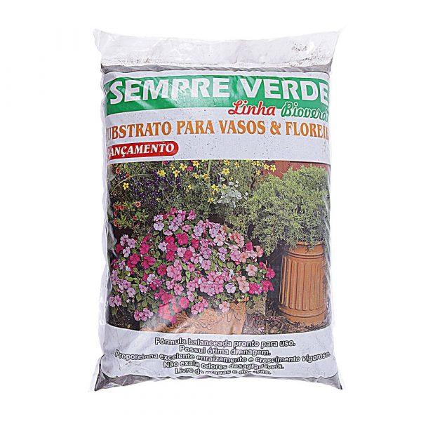 Substrato para Vasos e Flores 5Kg