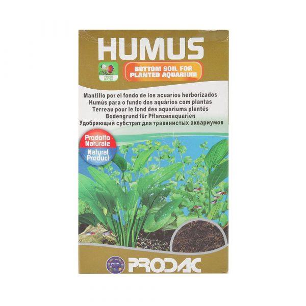Húmus para Aquário Plantado 500g Prodac