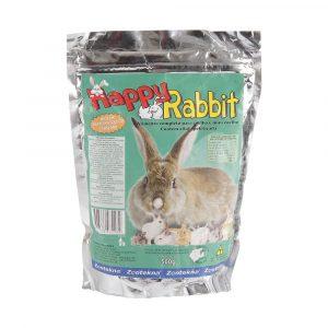 Ração para Coelhos Happy Rabbit 500g