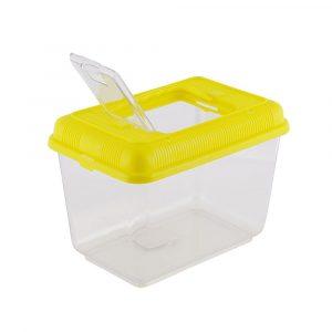 Aquário Plástico SPF-8802 Amarelo
