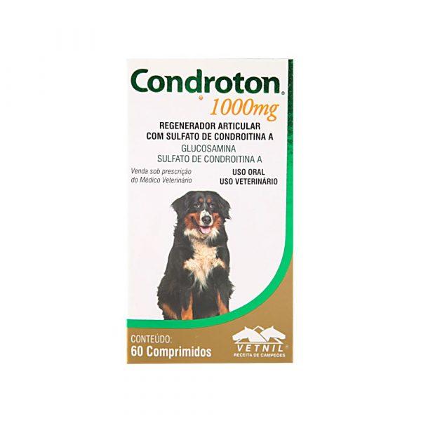 Condroton 1000mg com 60 Comprimidos