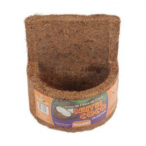 Vaso Nutri Coco de Parede Pequeno Nutriplan