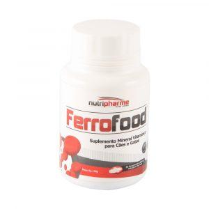Suplemento Vítamínico Ferrofood 30 Comprimidos 24g