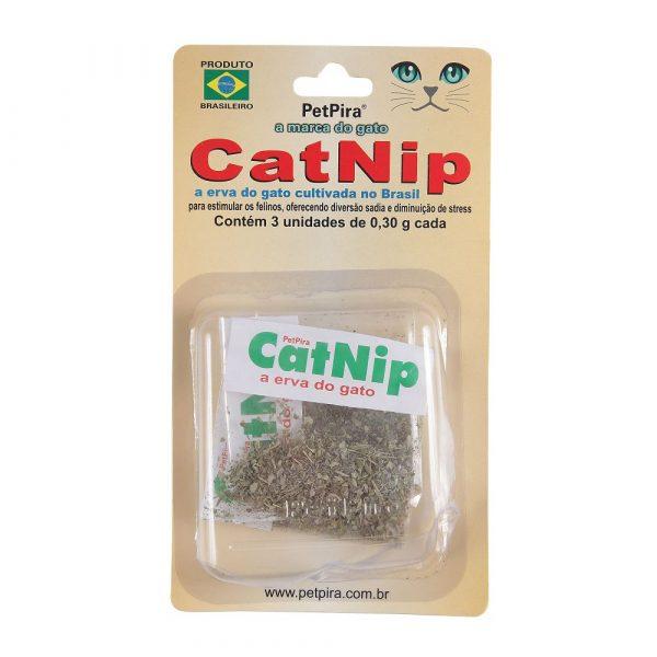 Erva de Gato Catnip Pet Pira