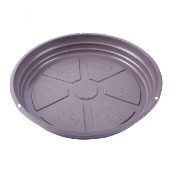 Prato Plástico Nutriplan cor Tabaco N06