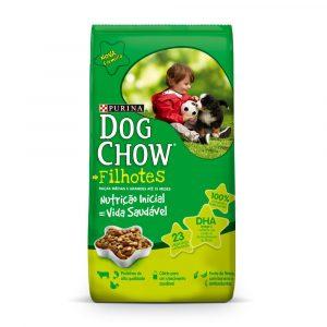 Ração Purina Dog Chow Filhotes Raças Médias e Grandes 3Kg