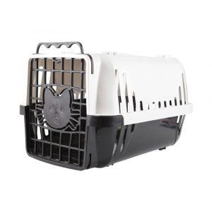 Caixa de Transporte para Gatos Evolution Pet Injet Branca 10198