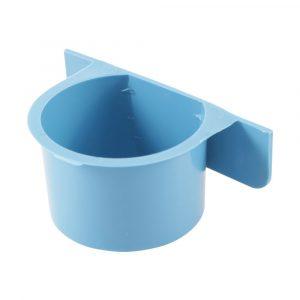 Comedouro com Aba N07 Jel Plast Azul