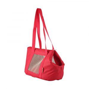 Bolsa Marie2-3 em Nylon N02 Vermelha São Pet 600
