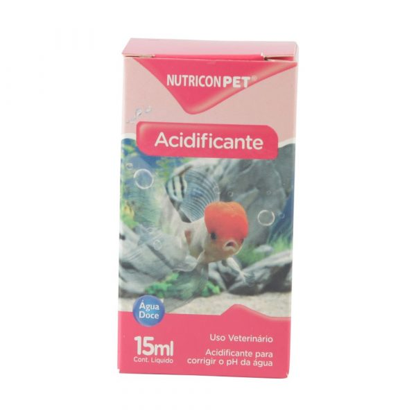 Acidificante Nutricon Pet 15mL