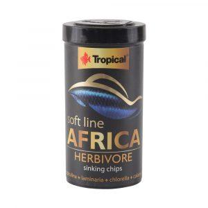 Ração Tropical Soft Line Africa Herbivore 130g