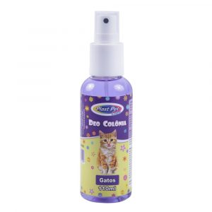 Deo Colônia Gatos 110mL Plast Pet Care