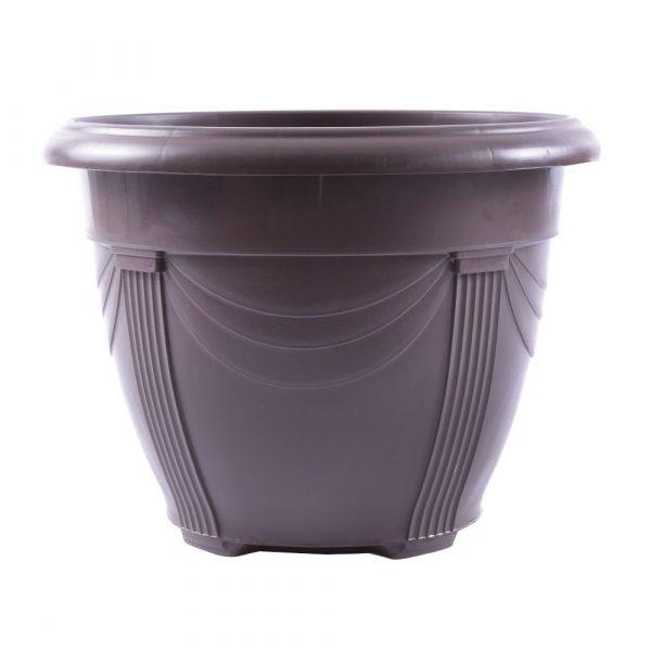 Vaso Plástico Romano Nº01 Tabaco Nutriplan