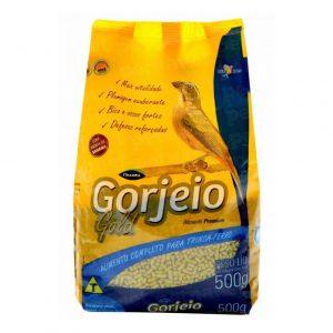 Ração para Pássaro Gorjeio Gold 500g Guabi