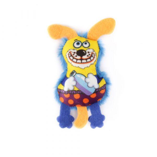 Brinquedo Caricat Cachorro com Catnip Jambo Pet