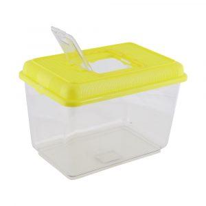 Aquário Plástico SPF-8803 Amarelo