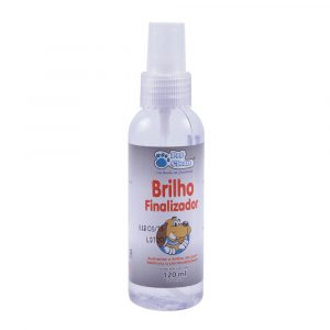 Brilho Finalizador Pet Clean 100ml
