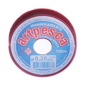 Linha de Nylon 0,20mm Artpesca
