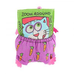 Brinquedo para Gato Catnip Zoom Rosa