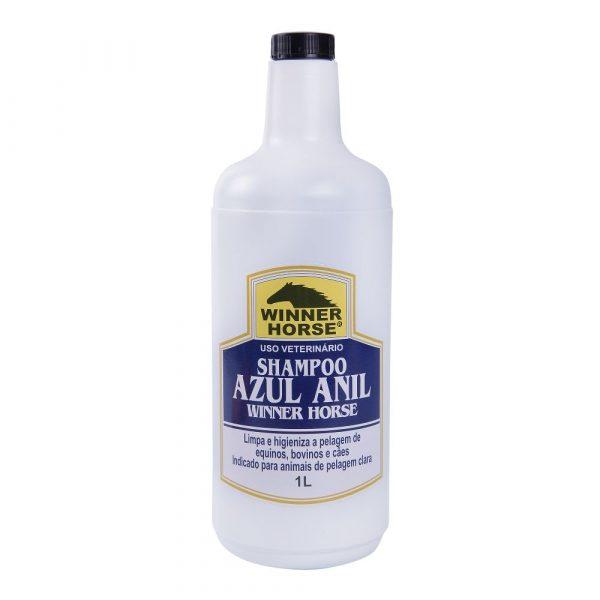 Shampoo Azul Anil Winner Horse 1L