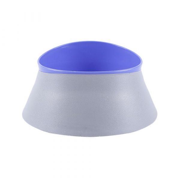 Comedouro / Bebedouro Pequeno para Cães Azul