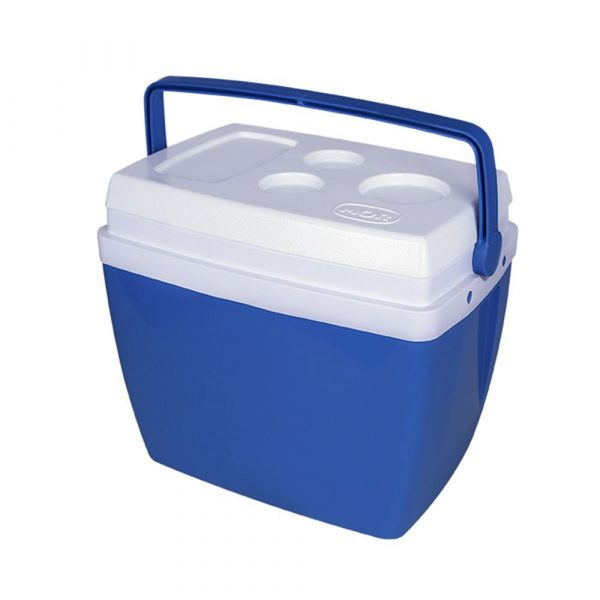 Caixa Térmica 34L MOR Cor Azul