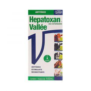 Hepatoxan Vallée 100mL