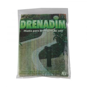 Manta de Drenagem Drenadim 200x100cm