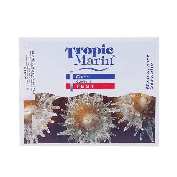 Calcium Test Água Salgada Tropic Marin 28120 45mL