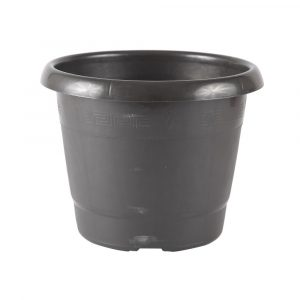 Vaso VB-20 com Borda Big Plast Preto 520