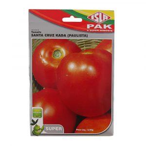 Sementes Isla Superpak Tomate Santa Cruz Kada Paulista 3,50g