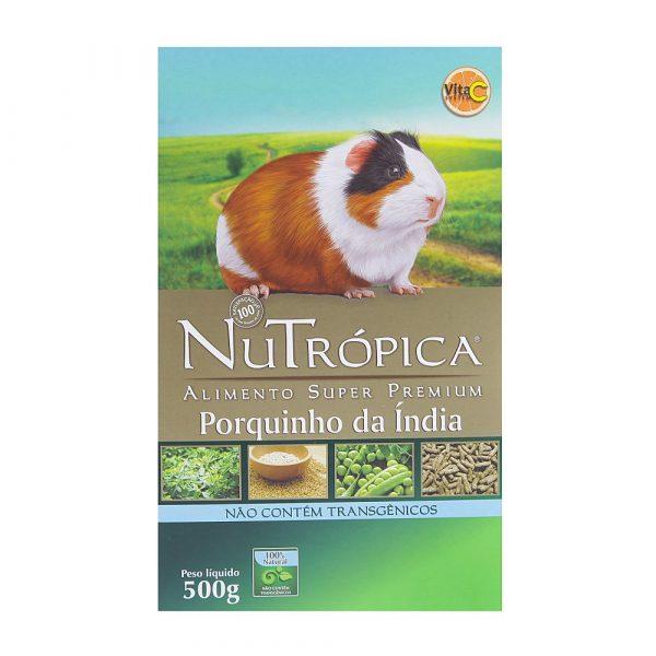 Ração NuTrópica para Porquinho da Índia 500g