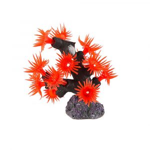 Enfeite Coral MI118 Vermelho