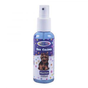 Deo Colônia Machos 110mL Plast Pet Care