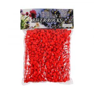 Cascalho Decorativo Vermelho GF30695