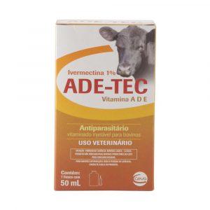 ADE-TEC Vitaminas A, D e E 50mL