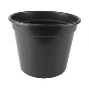 Vaso Plástico Jorani N23 Preto 025
