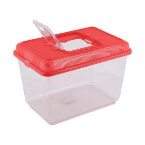 Aquário Plástico SPF-8803 Vermelho