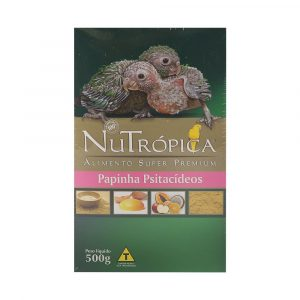 Ração Nutrópica Papinha para Psitacídeos 500g