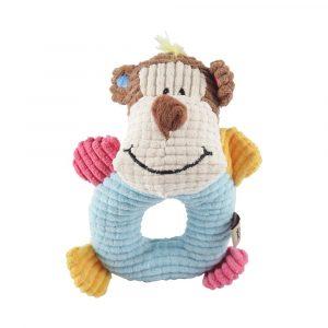Brinquedo para Cães Macaco de Pelúcia Sanremo SR1524