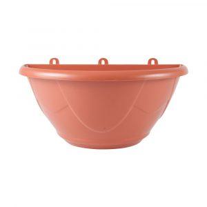 Vaso de Parede Plástico Jorani N02 Cerâmica 632