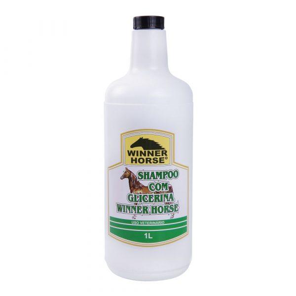 Shampoo com Glicerina Winner Horse 1L