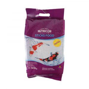 Ração Nutricon para Carpas Stick Food Manutenção 500g